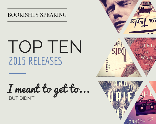 TTT 2015 Books I Meant to Get To